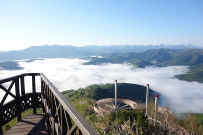 「トマム産・雲海」の発生が連日。